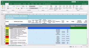 Formato lista de chequeo del nuevo empleado