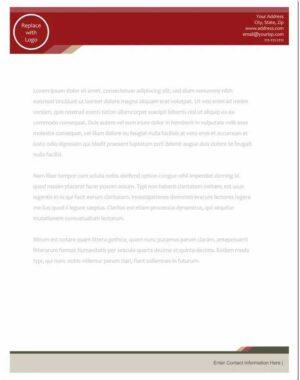 Descargar hojas membretadas gratis para Word 6