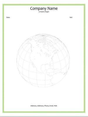 descargar modelos de hojas membretadas en word gratis 2